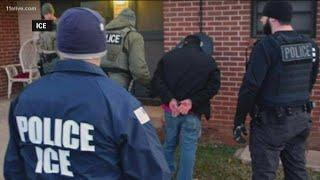ICE raids targeting immigrants set to begin Sunday (YAY)