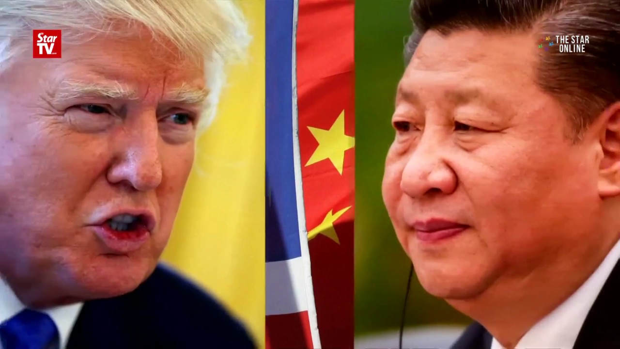 Trump talks about possible meeting with Xi Jinping