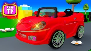 Learn Colors With Cars. Super Cars -  For Kids