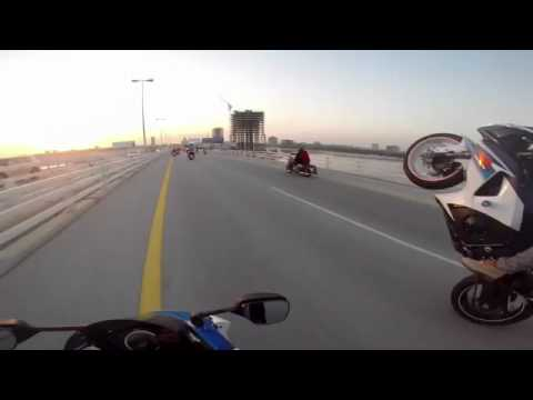 Bike ride from Kuwait to Bahrain