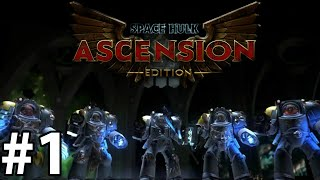 Space Hulk Ascension Edition as Space Wolves Part 1 Chapter Master Roflness
