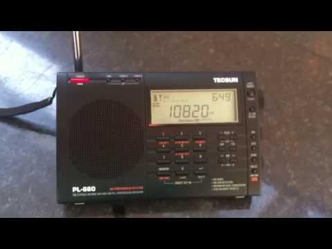 RADIO SOH XI WANG ZI SHENG, 9H49 UTC, 0,1 KW