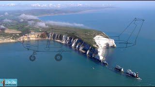 13th Note Simon's day off : A Flight around The Isle of Wight