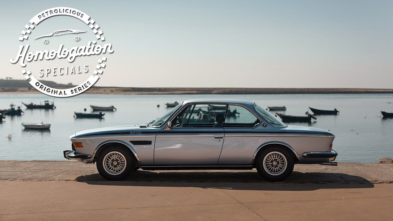 Homologation Specials: 1972 BMW 3.0 CSL