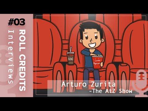 RC Interviews - Arturo Zurita // The AtZ Show
