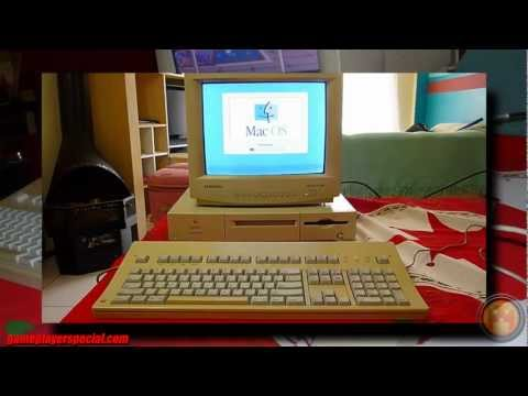 Macintosh Centris 660av + Prince of Persia Gameplay and Opening.