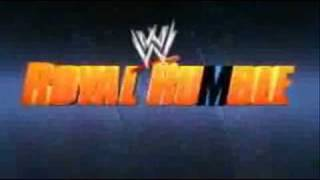 WWE Royal Rumble 2003 Opening