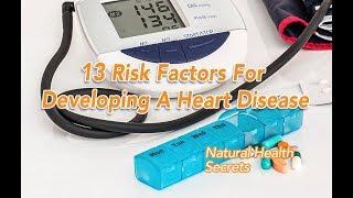 [Natural Health Secrets] Episode 44: 13 Risk Factors For Developing A Heart Disease