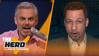 Broussard on Kyrie's objections to James Harden joining Nets, Schröder to Lakers | NBA | THE HERD