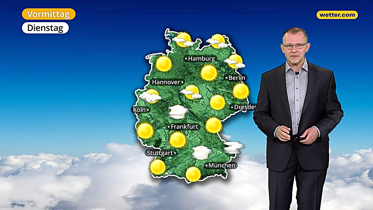 Wetter DГјlmen 16 Tage