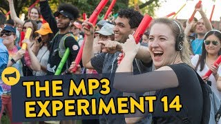 the mp3 experiments