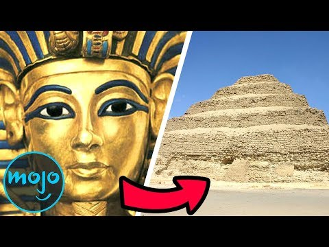 Top 10 BIGGEST Secrets & Mysteries Of Ancient Egypt