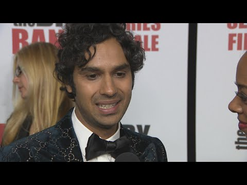 Big Bang Theory Finale: Kunal Nayyar
