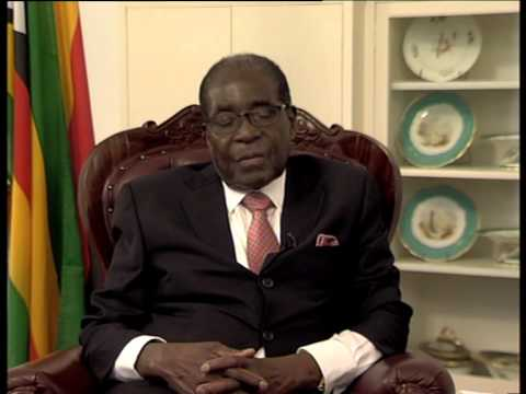 Interview with President Mugabe as he turns 90 II Part 4