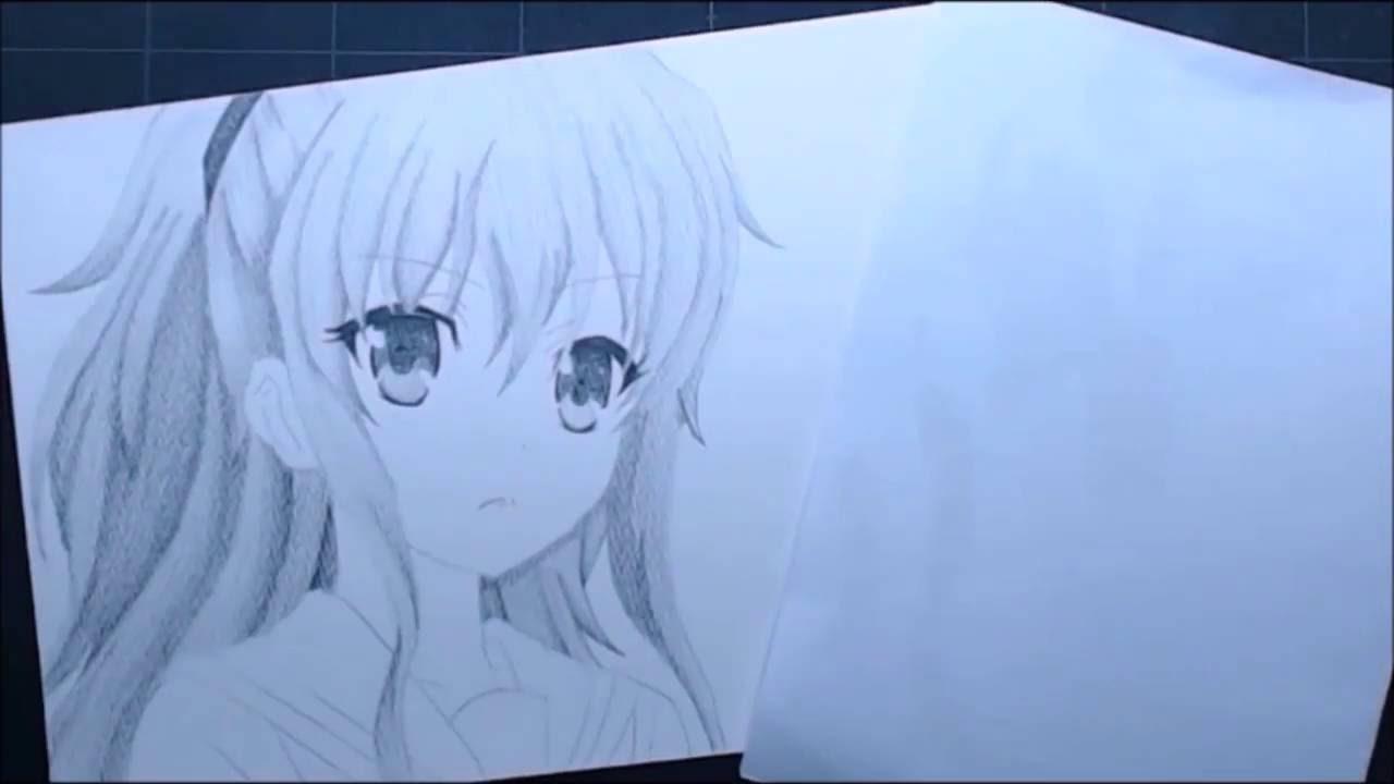 Charlotte 友利奈緒描いてみた Youtube