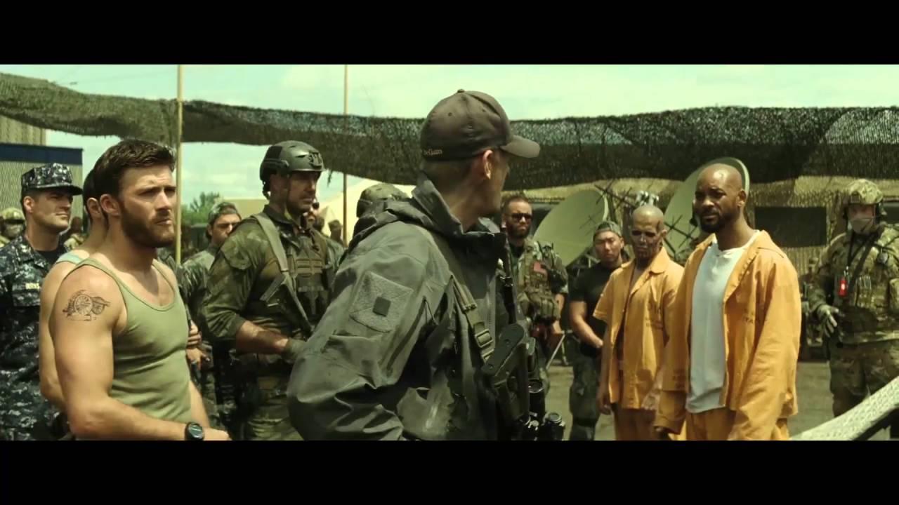 Отряд самоубийц - Русский трейлер - YouTube