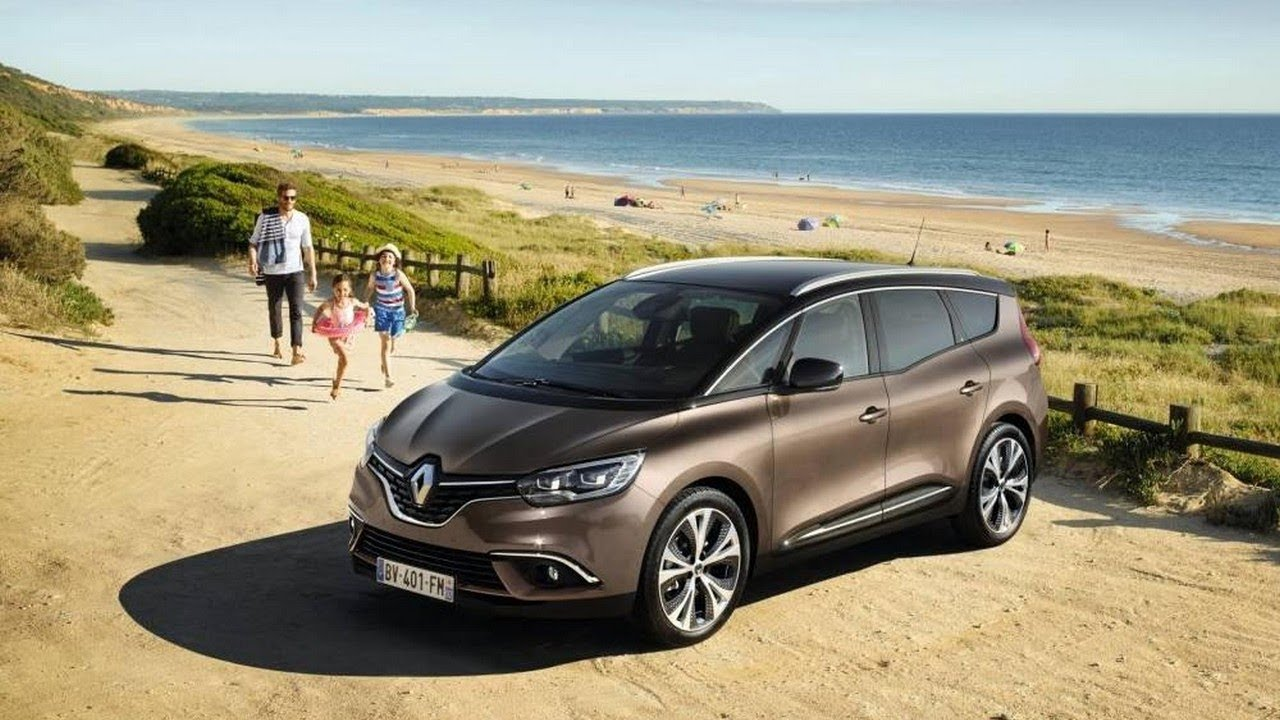 review 2018 renault espace exterior and interior. Black Bedroom Furniture Sets. Home Design Ideas