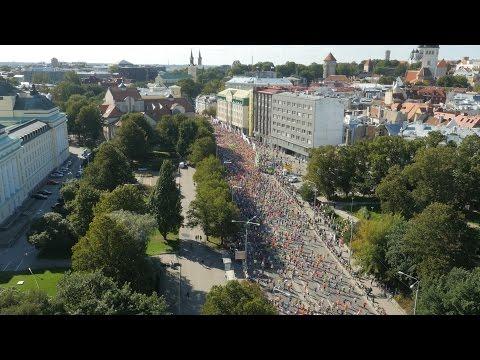 SEB Tallinn Marathon 2016