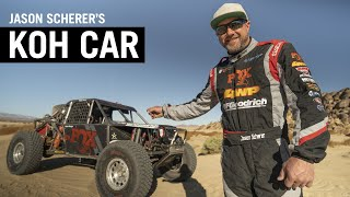 RIDE CHECK: Jason Scherer's King of the Hammers Winning Car