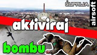 Activate the bomb , Cuprija 2020 , Action + Vlog , Srpska airsoft zajednica , Airsoft Srbija