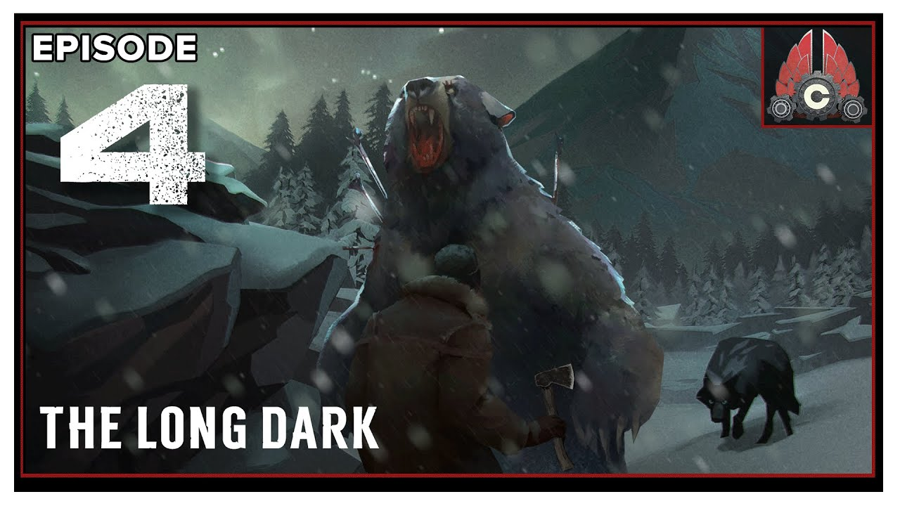 """CohhCarnage Plays The Long Dark (Episode Four) """"Fury, Then Silence"""" - Episode 4"""