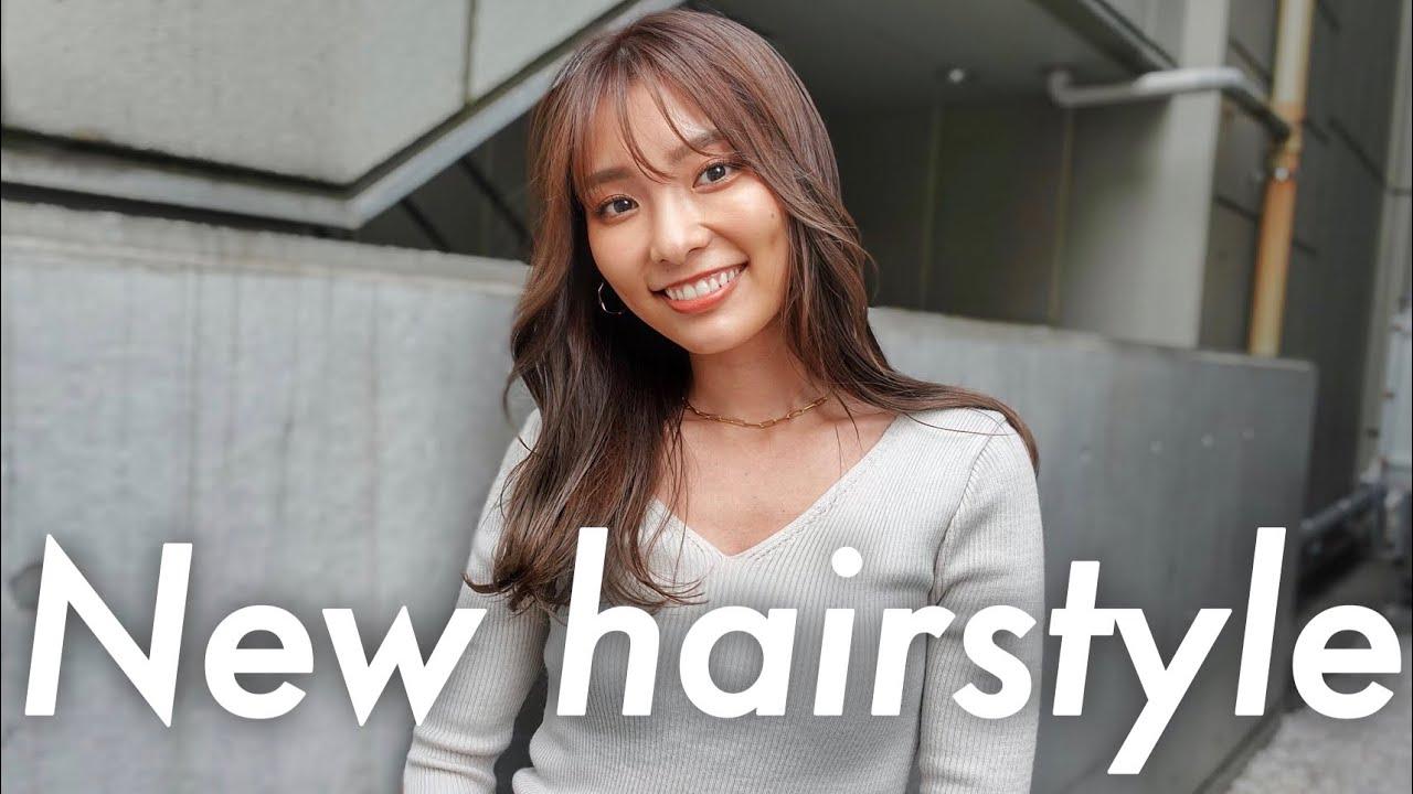 【検証】彼氏に内緒で前髪作ったら彼氏はどんな反応をするのか?!【同棲カップル、ドッキリ】