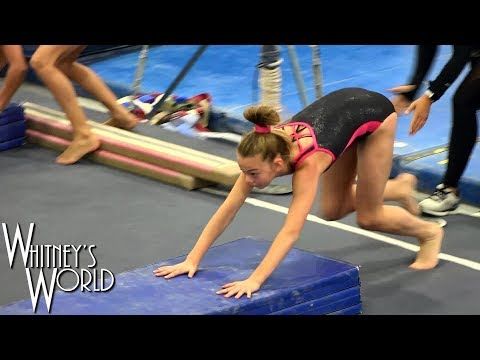 Gymnast Conditioning | Whitney Bjerken