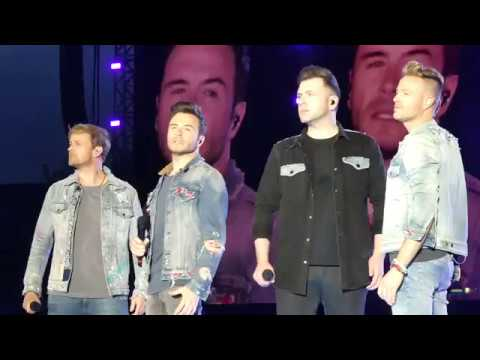 Westlife - Dynamite - Croke Park - 6th July 2019