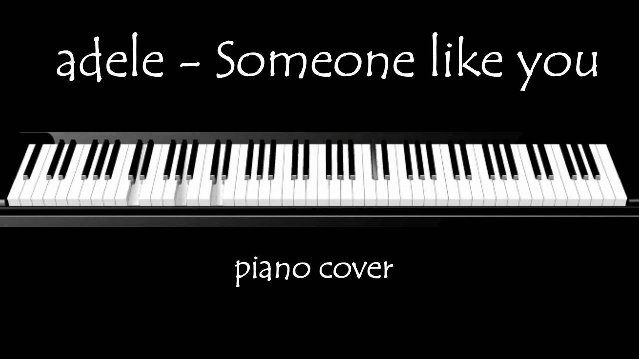 Adele someone like you piano cover tutorial midi youtube adele someone like you piano cover tutorial midi baditri Image collections