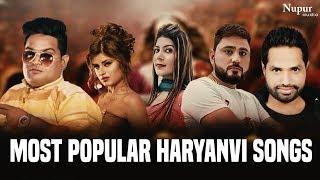Most Popular Haryanvi Songs 2019 Jukebox | Non Stop Hits | Nav Haryanvi