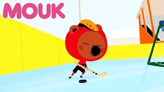 Mouk -  Salt Lake and Hockey  | Cartoon for kids