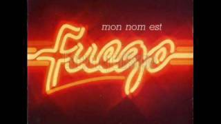 Mon nom est fuego- Richard Lord.  Single promocional del renault fuego, 1980