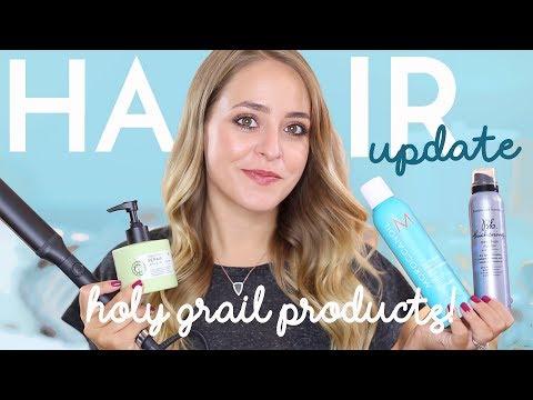My HAIR Routine & Holy Grail Products | Fleur De Force