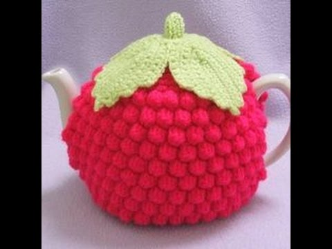 Crochet Tea Cozy Youtube