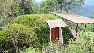 Visita ad una casa ecosostenibile - Colfibrex - nella giungla!