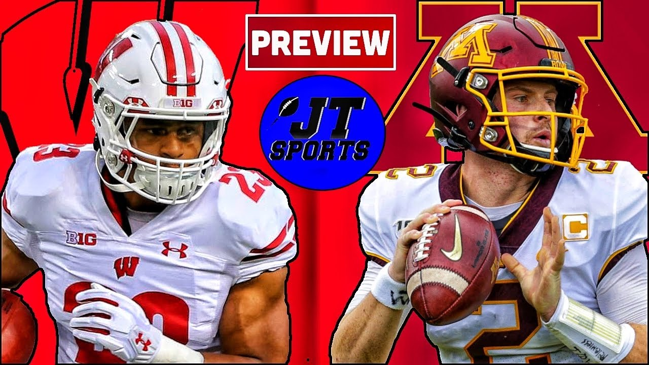Minnesota vs. Wisconsin football preview and prediction