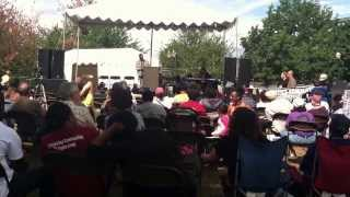 Avel Gordly speaks at Portland's 50th anniversary of the March on Washington Thumbnail