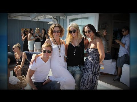 'Dancing with the Stars' Dance Party 3 at Fiat House in Malibu
