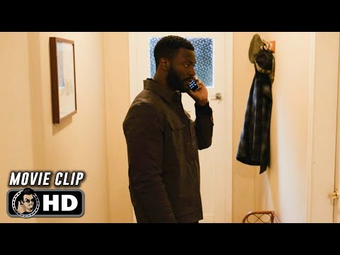 THE INVISIBLE MAN Deleted Scene - Phone Call (2020) Elisabeth Moss