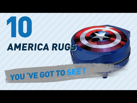 America Rugs Collection // New & Popular 2017