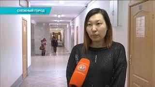 69 пострадавших от гололеда поступило в больницу Уральска