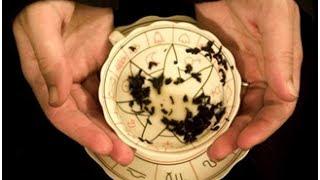 Смотреть видео Гадание по чаинкам чая. Толкование чайных фигур. Чайное гадание