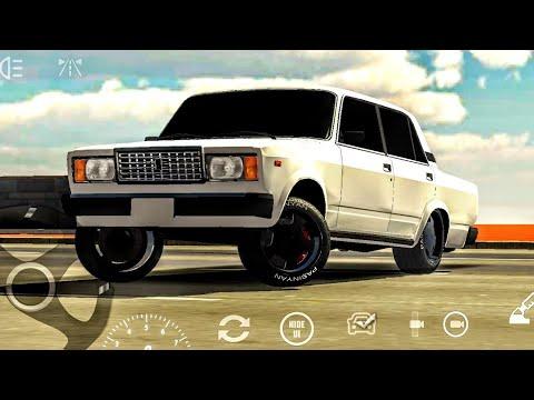 Car Parking Multiplayer Vaz 2107 Ile Avtoşluq Elədim əla Video