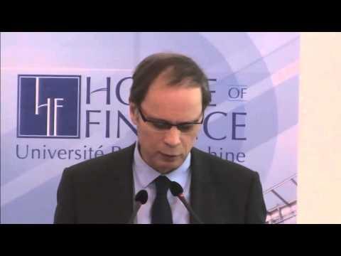 2 - Lancement de la House of Finance - Conférence de Jean Tirole