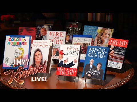 Trump Tell-All Book of the Month Club
