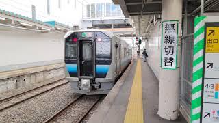 津軽線 普通三厩行き GV-E400系  2021.04.03