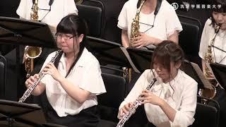 G.ホルスト/吹奏楽のための第一組曲