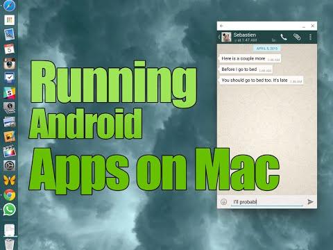 ARC Welder, si quieres apps Android en tu Mac ahora podrás tenerlas