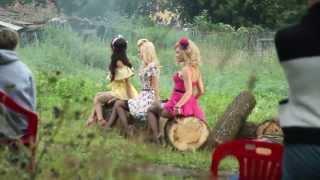 Съемка клипа группы