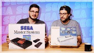 Ein SEGA-Controller mit Pappe...? │ SEGA Master System